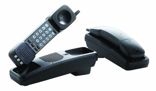 Teledex Opal RediDock 2 Line Black