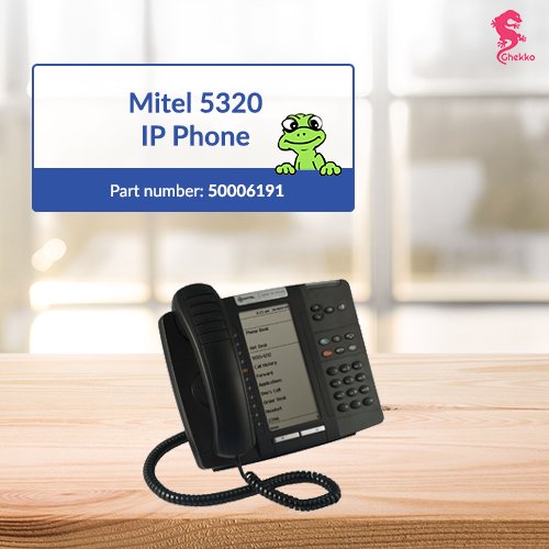 Mitel 5320 IP Phone new