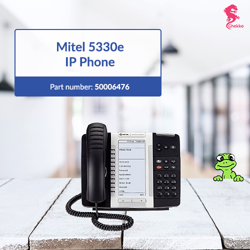 Mitel 5330e IP Phone (50006476) | New & refurb - Ghekko