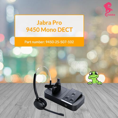 Jabra PRO™ 9450 Mono DECT