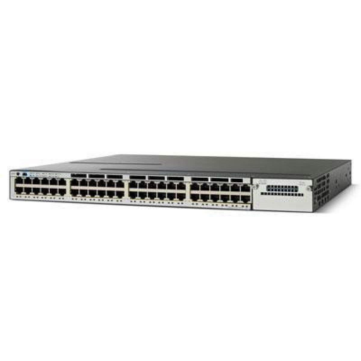 Cisco Catalyst 3750X-48P-S Switch (WS-C3750X-48P-S)