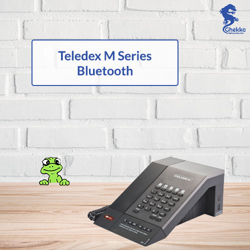 Teledex M series Bluetooth