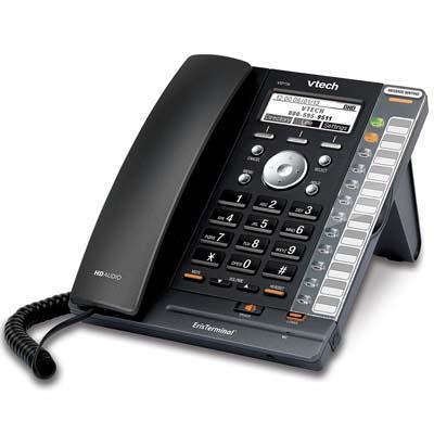VTech VSP726 ErisTerminal SIP Deskset (VSP726)