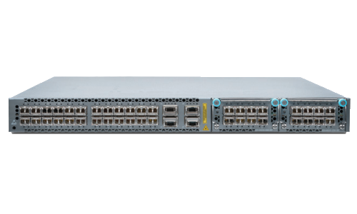 Juniper EX4600-40F-AFO Manageable - 30 x Expansion Slots