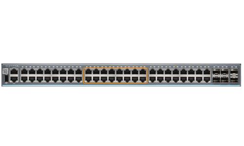 Juniper EX2300-48MP Switch