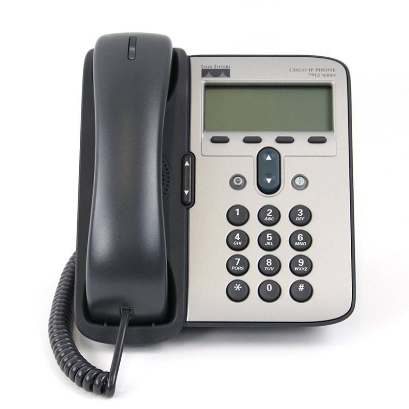 Cisco IP Phone 7912G (CP-7912G)