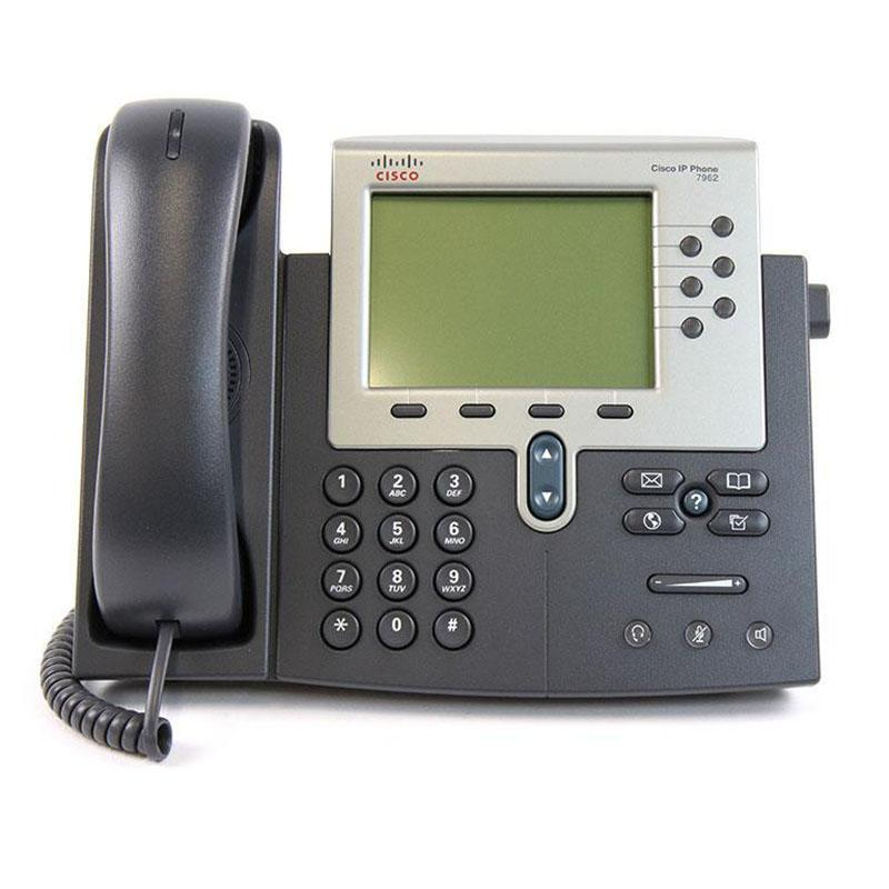Cisco 7962 IP Phone (CP-7962): supply & repair - Ghekko