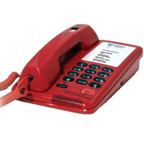 MedPat D520R Emergency Phone