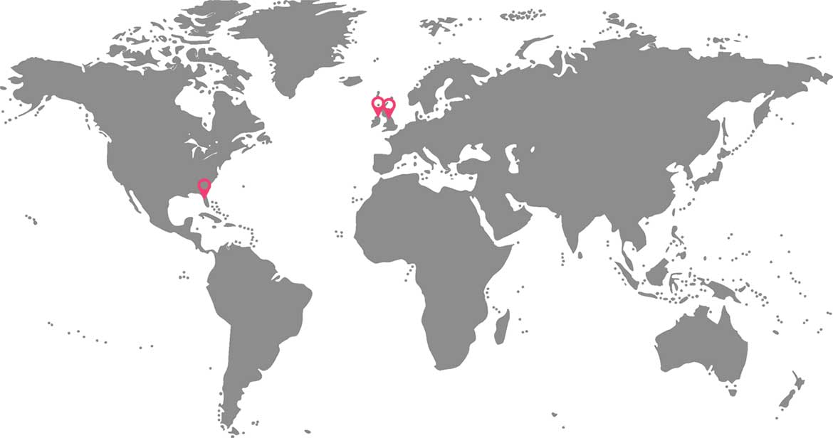 Ghekko Ltd Locations