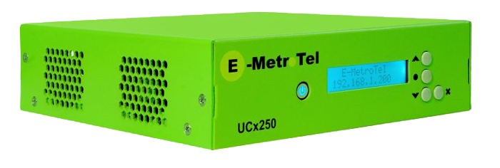 E-Metrotel Base Package with 8 user licenses