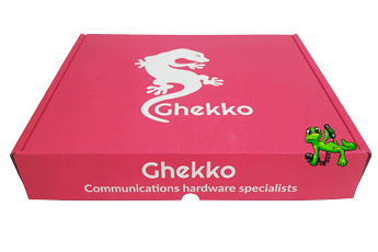 supplier of telecom equipment ghekko