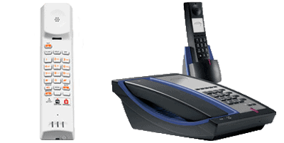 Ghekko hotel phone supplier - cordless