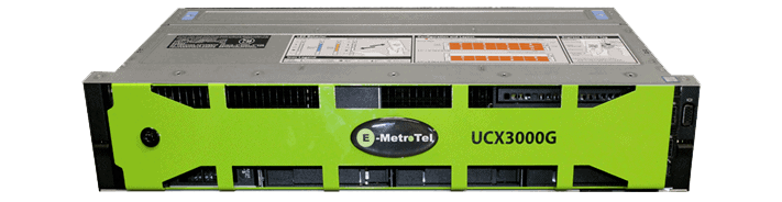 supplier emetrotel ucx3000g