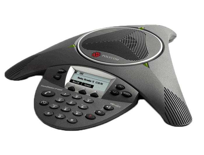 Ghekko conferences phones - Polycom IP6000 SIP series