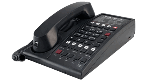 ghekko hotel phones - teledex D series