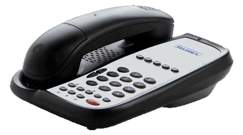 ghekko hotel phones supplier - teledex I series