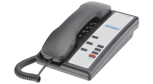 ghekko teledex hotel phones Nugget series