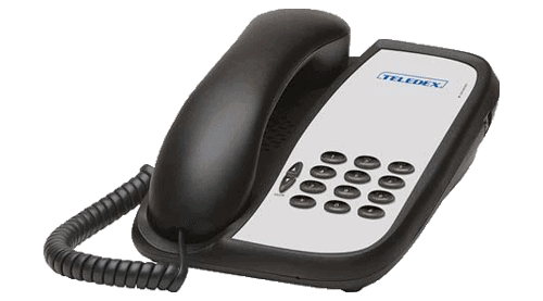 ghekko hotel phones supplier - teledex corded
