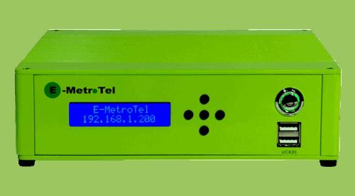 ghekko - E-metrotel UCX20 phone system supplier