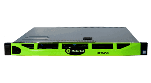 ghekko E-metrotel phone systems repair and supply - UCX450